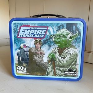 Star Wars The Empire Strikes Back Lunchbox